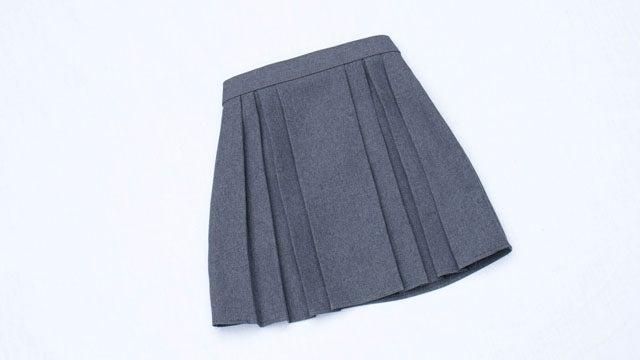 Boy Wears Skirt To Protest School Dress Code