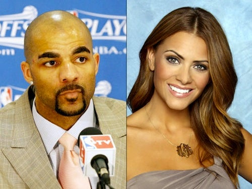 Some Chick From The Bachelor Says Carlos Boozer Cheated On His Wife With Her