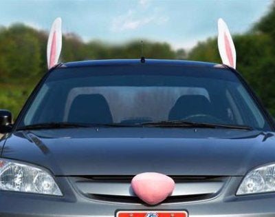 Easter Bunny Conversion Kit: Just Stop It Already