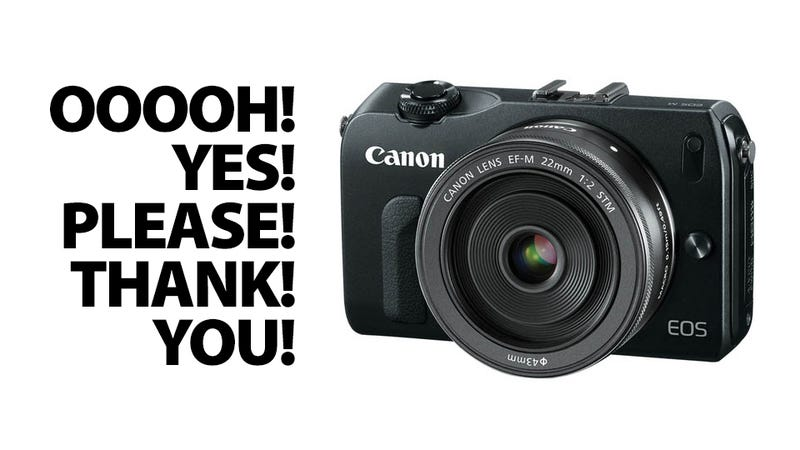 Leaked Canon Mirrorless Camera Just Made Me Excited About Digital Photography Again