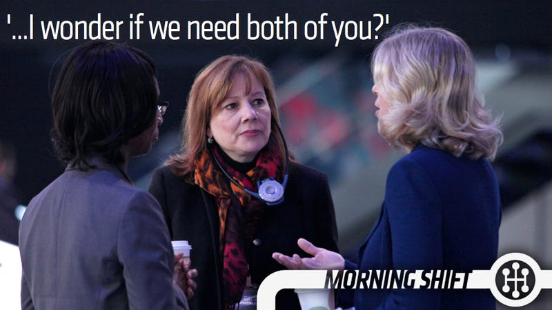 Mary Barra Is Going To Squeeze Every Last Dime Out Of GM