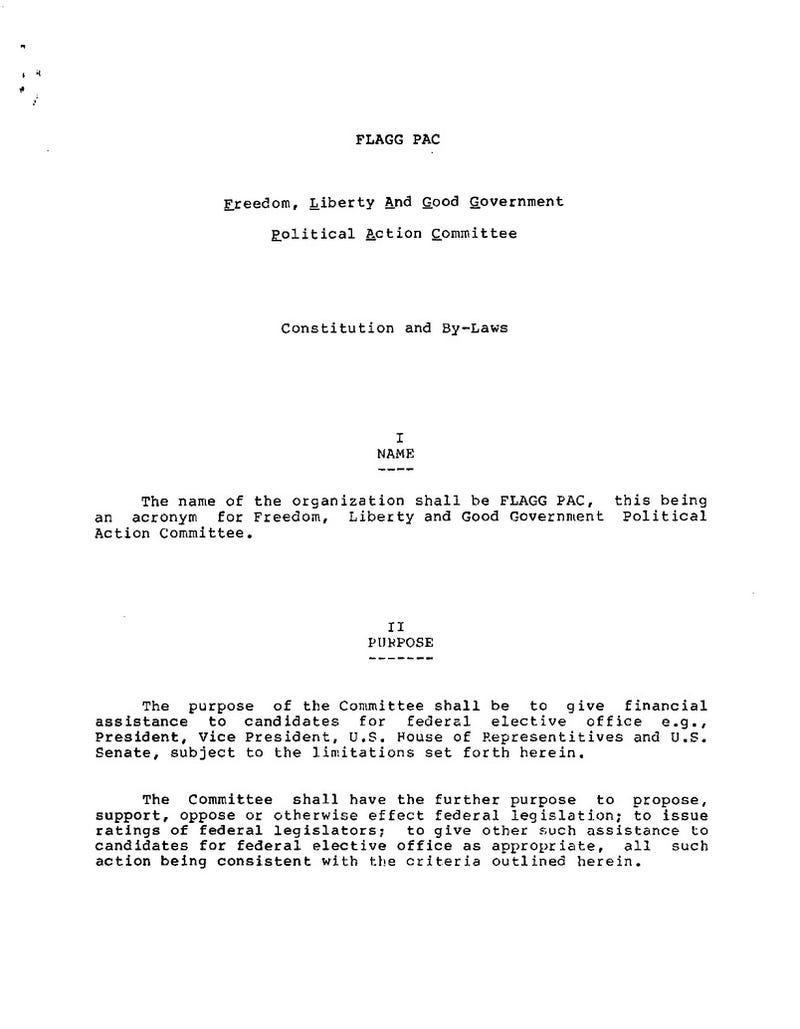 John Coale Scientology Memo