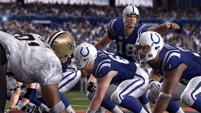 Madden Predicts Saints Win In Super Bowl XLIV