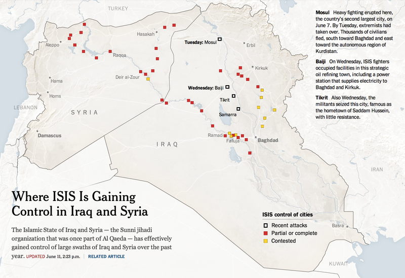 What's Happening in Iraq and What May Come Next, Explained