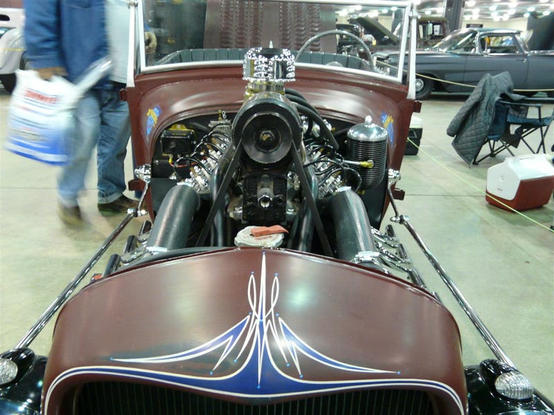 1929 Ford Zephster Sports Breathtaking Lincoln V12, Tricks Up Sleeve