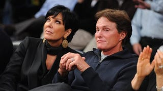 Kris Jenner is Mad About Bruce's Boob Job