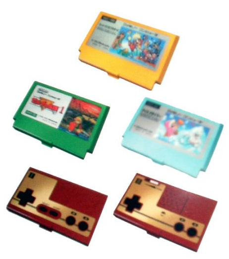 Nintendo Famicom Business Card Holders Combine Your Idealistic Childhood With Your Sellout Adulthood