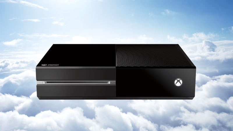 How The Xbox One Harnesses The Mighty Power Of The Cloud