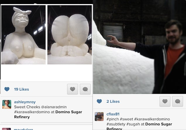 The Audacity of No Chill: Kara Walker in the Instagram Capital