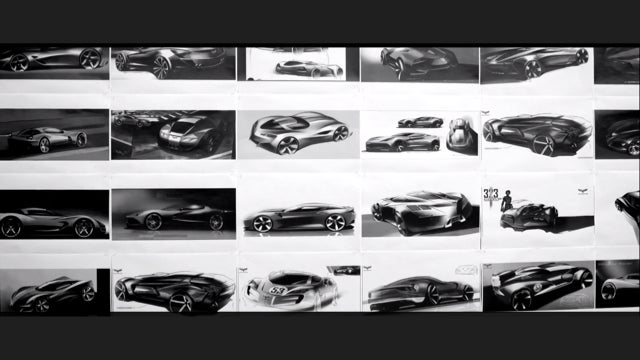 New 2014 Corvette Trailer Shows The Other Corvette Designs That Almost Were