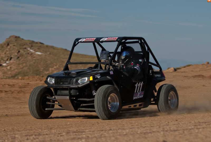 How An Amateur Racer Tackled Pikes Peak In An ATV