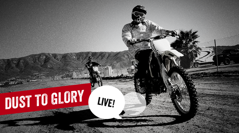 Dust to Glory Is the Closest You'll Get to the Baja 1000