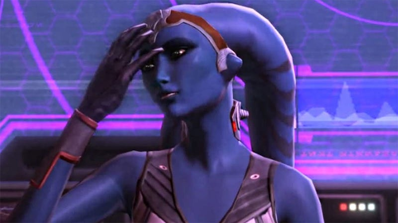 BioWare Is Sorry They Accidentally Banned All Those SWTOR Players
