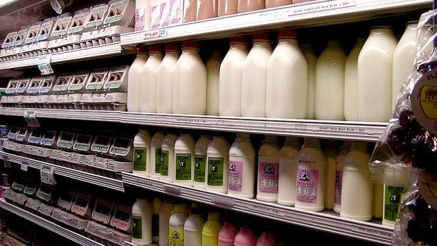 Soothe a Sunburn with Yogurt or Milk