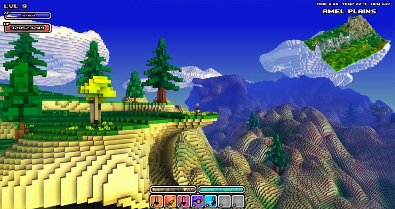 Tips For Playing The Cube World Alpha