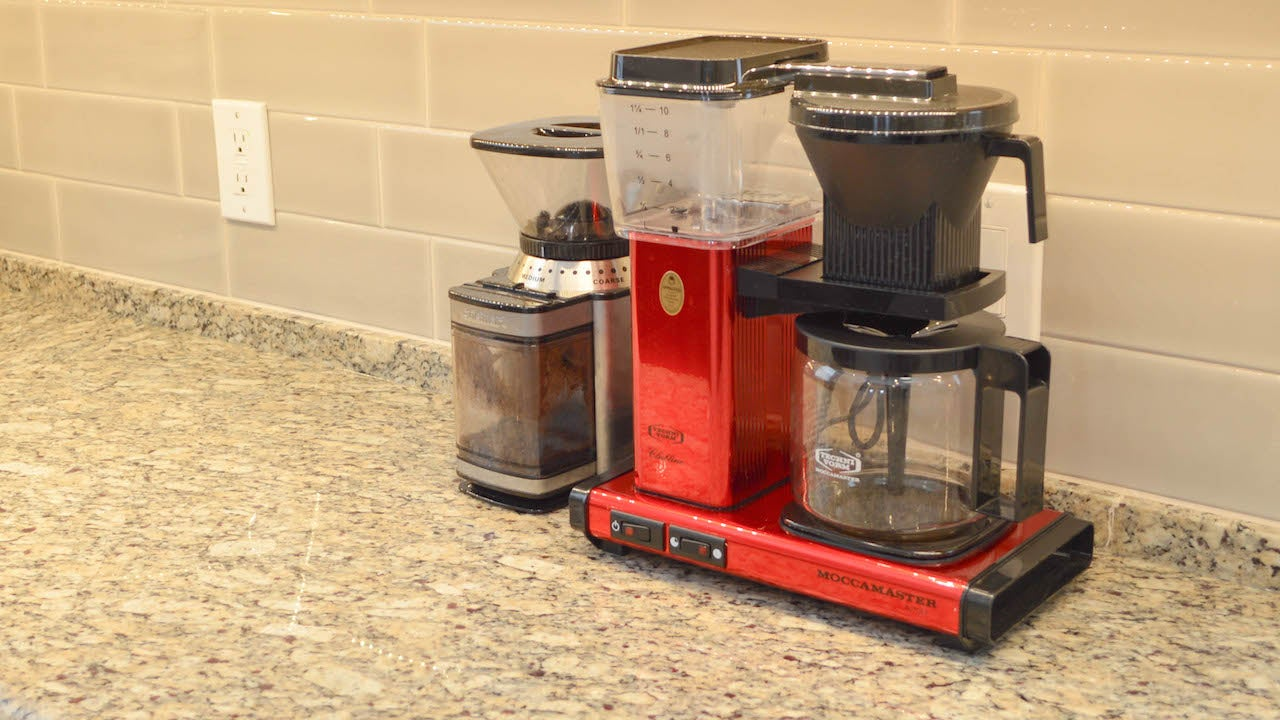 Automatic Pour-Overs: Do They Make a Better Cup of Coffee?