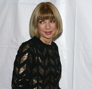 Anna Wintour Is Not The Apple Of Obama's Eye