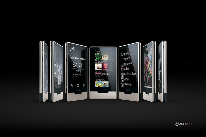 Zune HD Available for Pre-Order Today