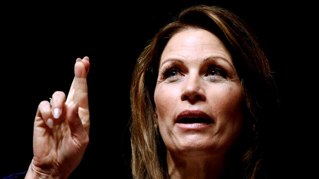 Michele Bachmann Thinks The Entire Internet Is Against Her