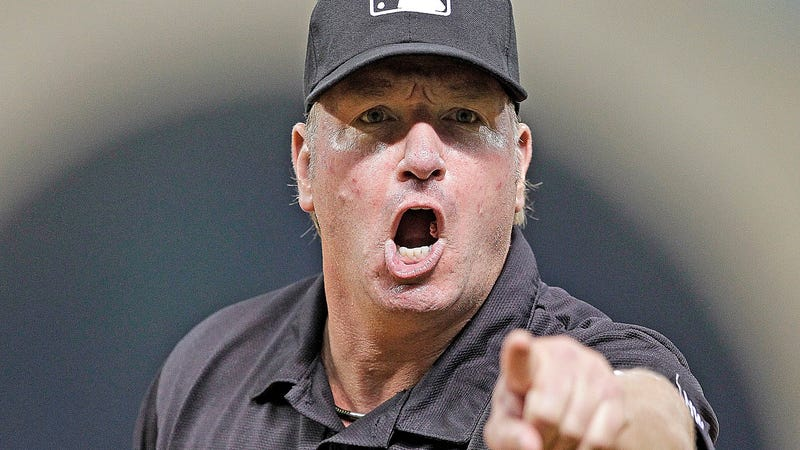 Veteran MLB Umpire Brian Runge Fired For Violating League Drug Policy