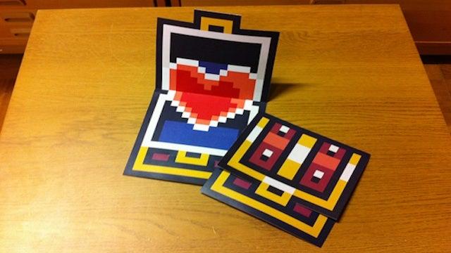 Happy Valentine's Day, Zelda! Here, Take My Heart