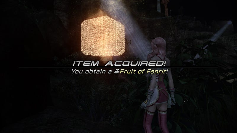 Pink Chocobos and the Phoenix Down Woman of My Dreams in the Latest Final Fantasy XIII-2 Screens