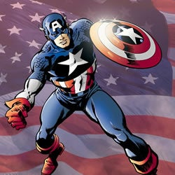 20 Great American Superheroes To Share Your Holiday With