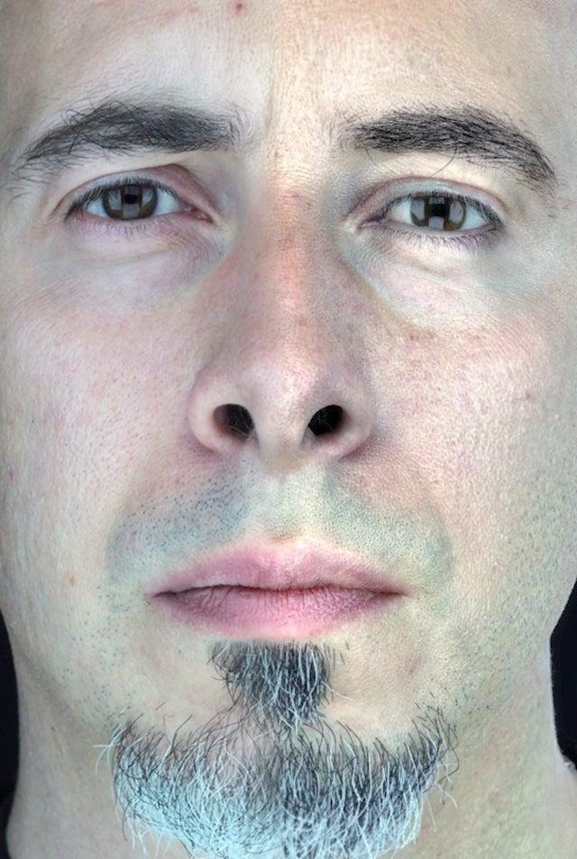 ¿Qué mitad de esta foto es real y cuál generada por ordenador?