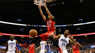 How Anthony Davis Gives The Pelicans Open Looks They Don't Deserve