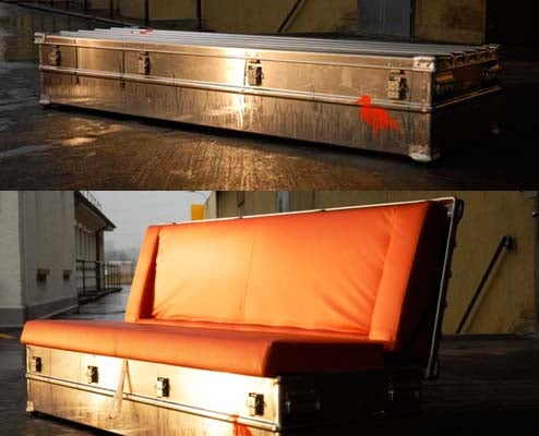 SofaBOX Is Seating For Outdoors, Vampires