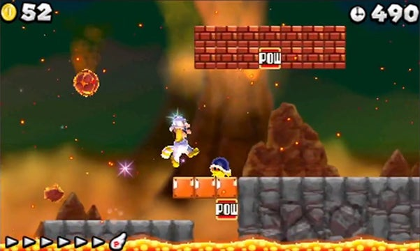 Here Is What's New in New Super Mario Bros. 2