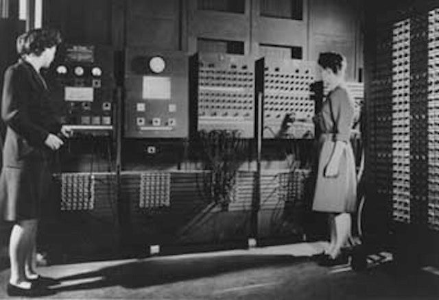 The Women Who Programmed The First All-Electronic Digital Computer