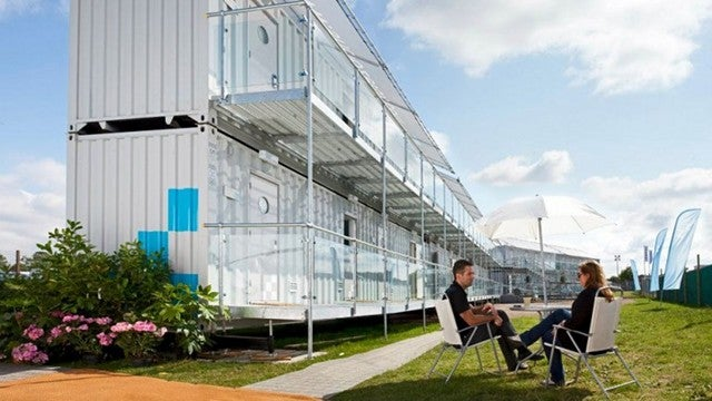 For Your Next Vacation, Book a Night In One of These Lovely Shipping Containers