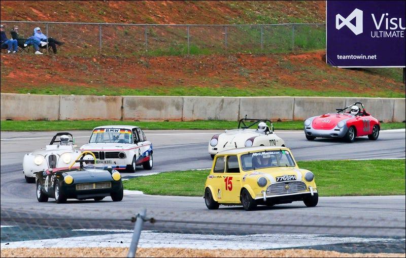 Atlantonauts - Vintage Racing at Road Atlanta this Weekend