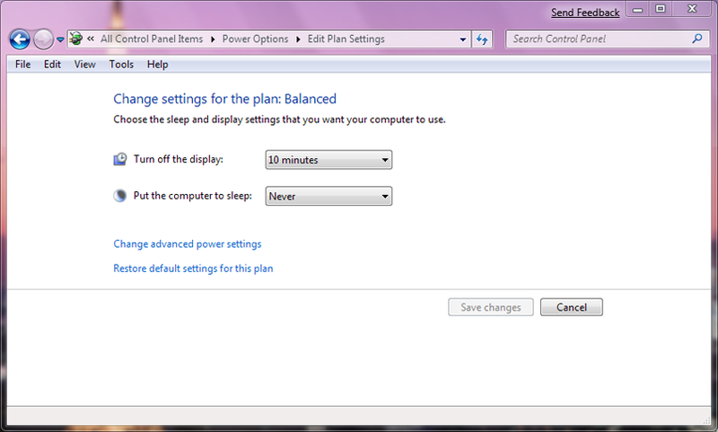 Win 7 Tip: Sleep/Hibernate Mode Is Buggy, May Incapacitate Your Machine