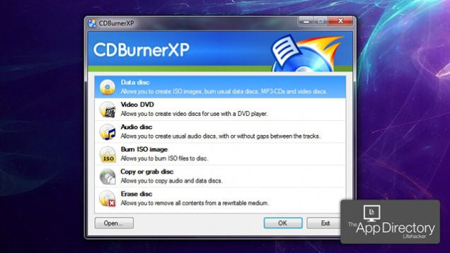 The Best Disc Burning App for Windows