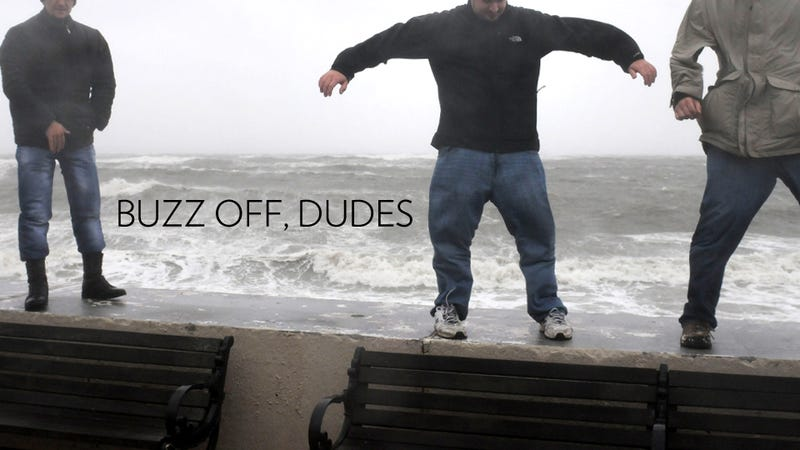 The 21 Types of Jerks You Meet During a Hurricane