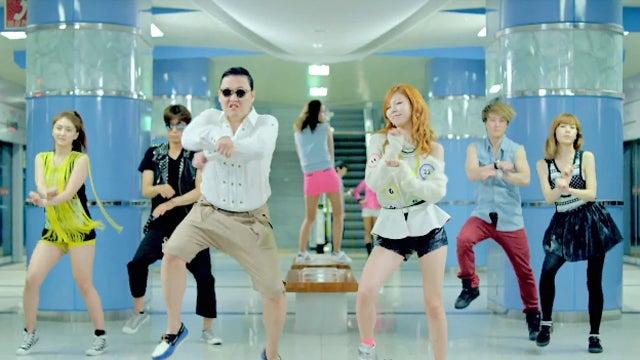 Man Dies Attempting 'Gangnam Style' Dance