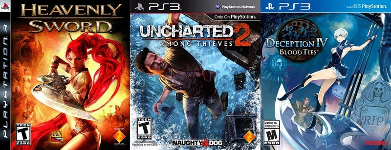 PS3 Game Box Art Will Soon Look Like PS4 Box Art