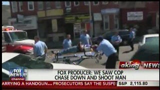 Baltimore Cops Deny Shooting Man During Chaotic Arrest Captured on Video