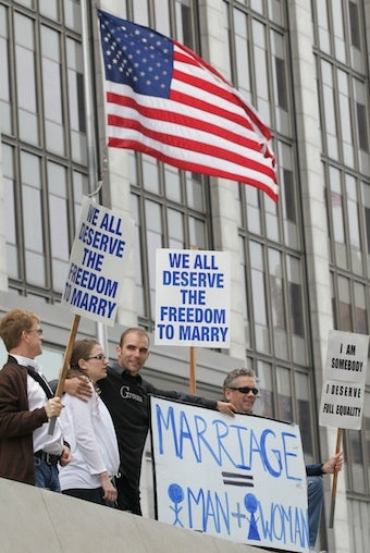 California's Proposition 8 Ruled Unconstitutional