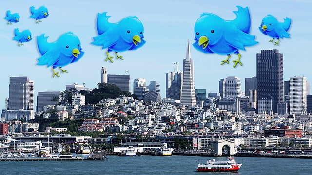 How Twitter Extorted a Desperate City