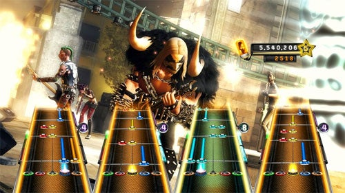 Activision Takes Axe To Guitar Hero's Neversoft, Shuts Down Luxoflux