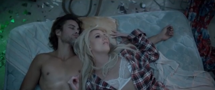 The Most Interesting Moments in Britney Spears' Video for 'Perfume'