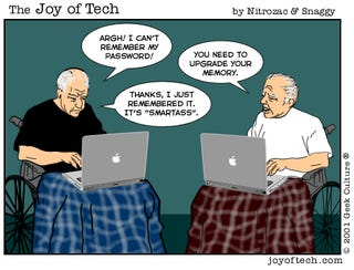 The Funniest Comics About Our Crappy Passwords