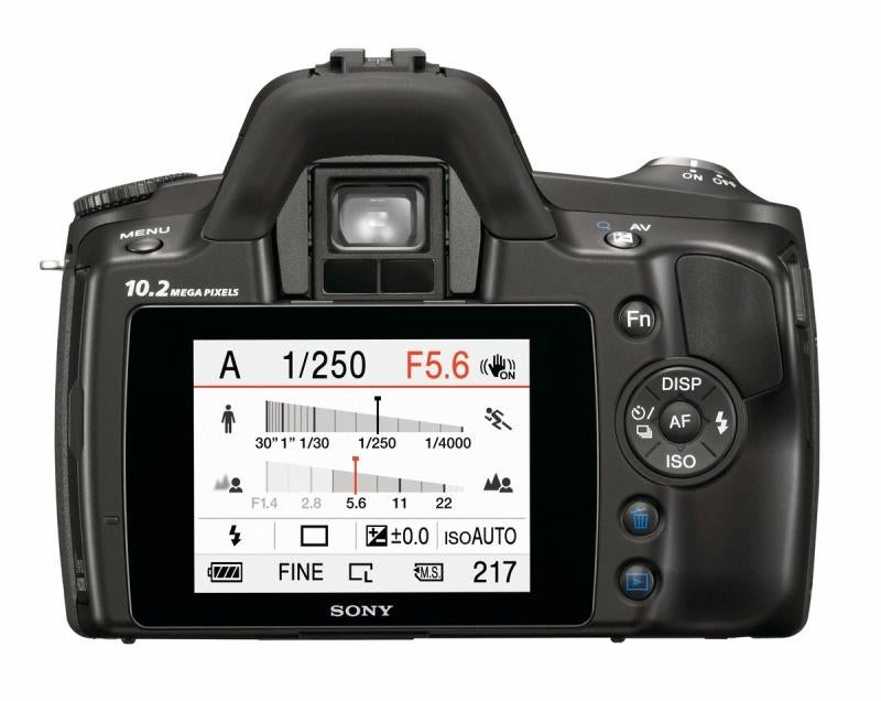 Sony's New Entry Level DSLRs Officially Announced, Again