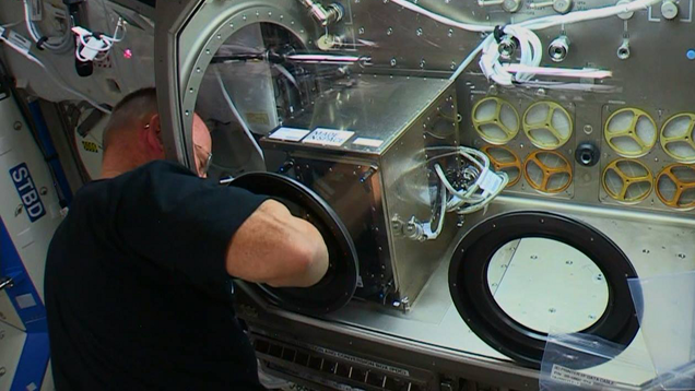 NASA Emailed a New Wrench To the ISS