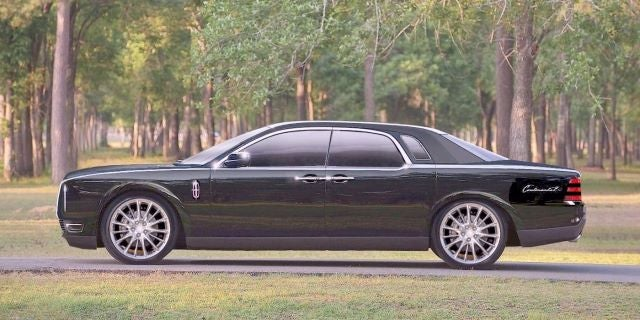Lincoln needs a modern Continental