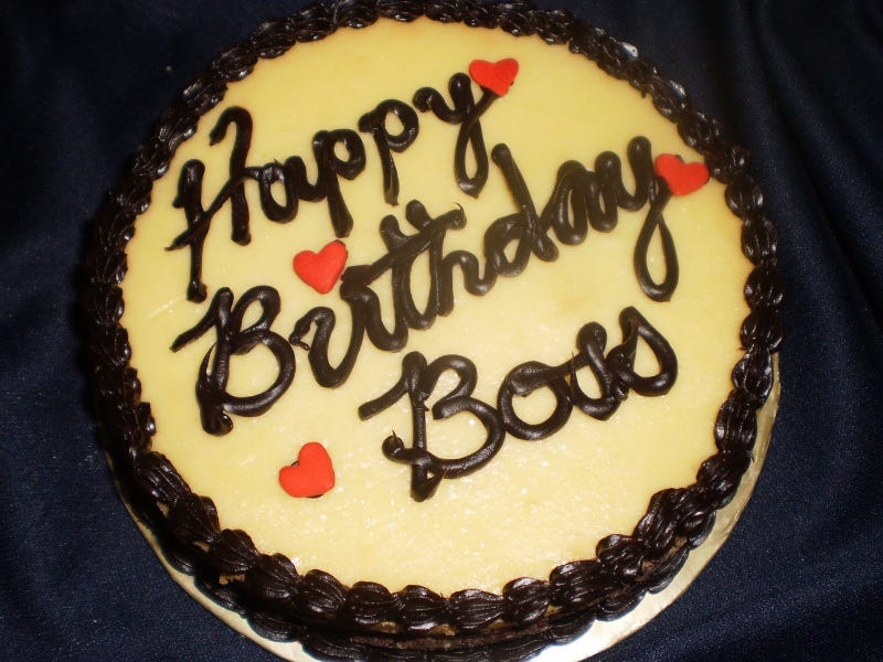 Happy Birthday to thebigbossyboss!