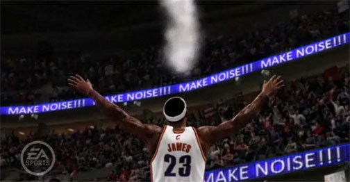 Make Noise For The First NBA Live 10 Trailer